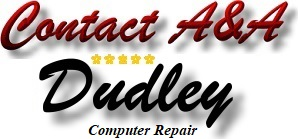 Contact A&A Dudley Computer Repair