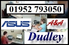 Asus Dudley Laptop Repair- Asus Dudley PC Repair