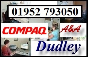 Compaq Dudley Laptop Repair - Compaq Dudley PC Repair