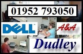 Dell Dudley Laptop Repair and Dell Dudley PC Repair