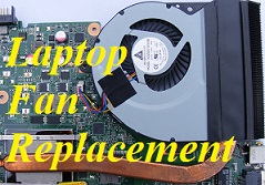 Dudley Dell Laptop Cooling Fan Repair