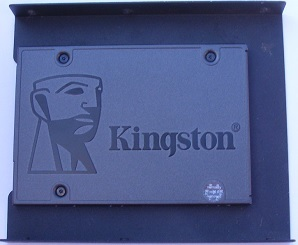 Dudley PC Kingston Solid State Drive Installation