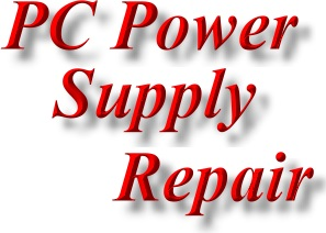 Dudley PC Power Supply Repair