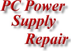 Dudley Computer Power Supply Repair - Replacement